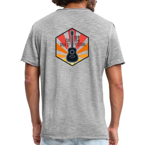 Sola21 Batch - Männer Vintage T-Shirt