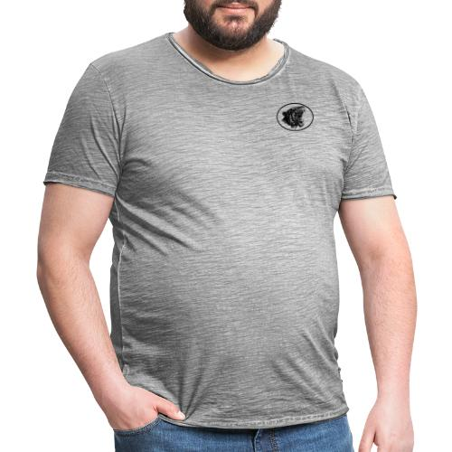 panther - Männer Vintage T-Shirt