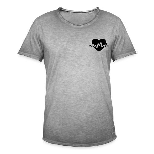 33122 - Camiseta vintage hombre