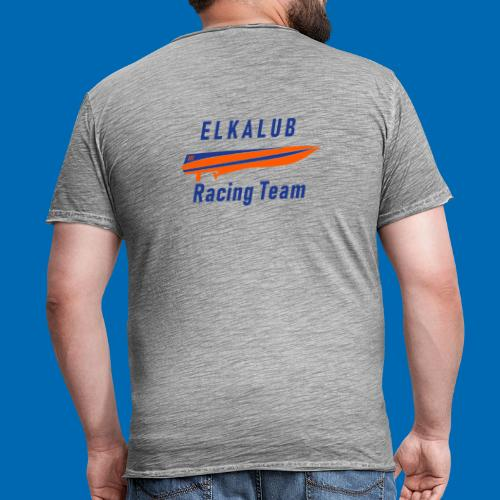 Elkalub Racing Team - Männer Vintage T-Shirt