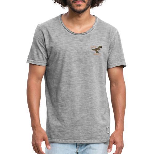 Komac orange - AW20/21 - T-shirt vintage Homme