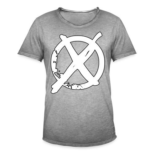 Tony Cole - Modern Straight Edge - Men's Vintage T-Shirt