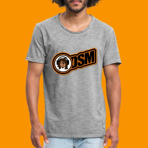 DSM - T-shirt vintage Homme