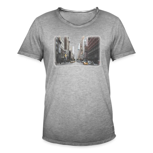 New York City - Männer Vintage T-Shirt
