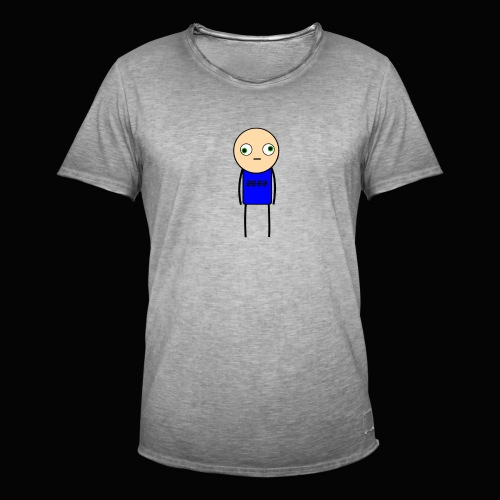 Boby - T-shirt vintage Homme