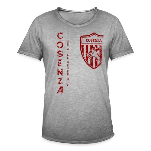Maglia Cosenza 1 - Maglietta vintage da uomo