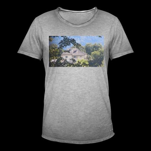 Altes Haus Vintage - Männer Vintage T-Shirt