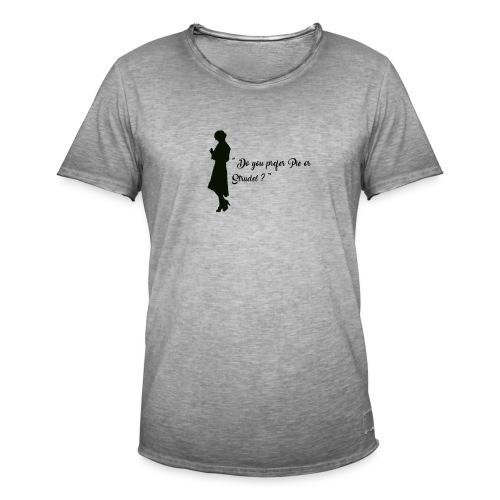 Queenie - T-shirt vintage Homme