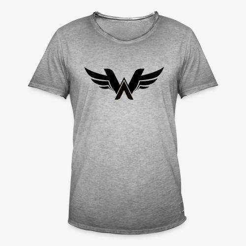 T-Shirt Logo Wellium - T-shirt vintage Homme
