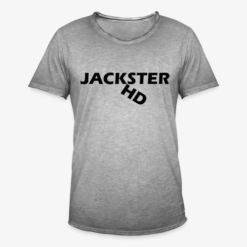 jacksterHD shirt design - Men's Vintage T-Shirt