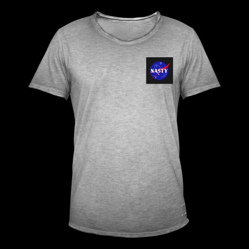nasty clan - Vintage-T-skjorte for menn