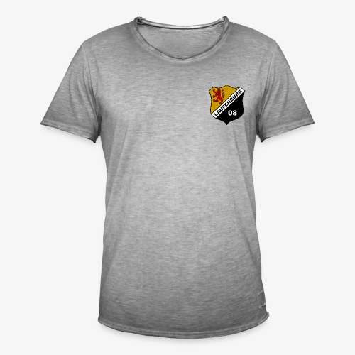 SV08 Logo - Männer Vintage T-Shirt