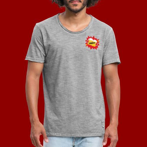 Zimbe - Männer Vintage T-Shirt