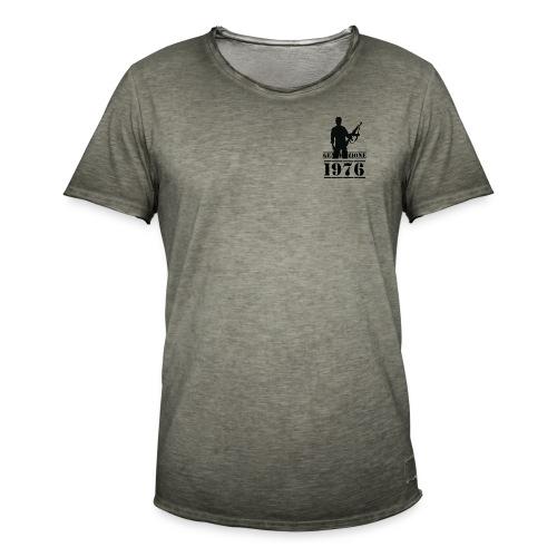 Generazione 1976 corsica corse - T-shirt vintage Homme