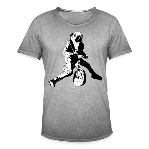 Bike - Männer Vintage T-Shirt