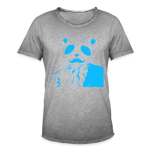 BluePanda Logo - Men's Vintage T-Shirt