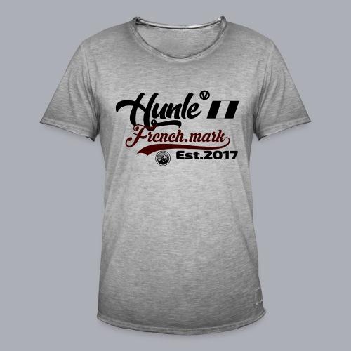 Hunle original 1 - T-shirt vintage Homme