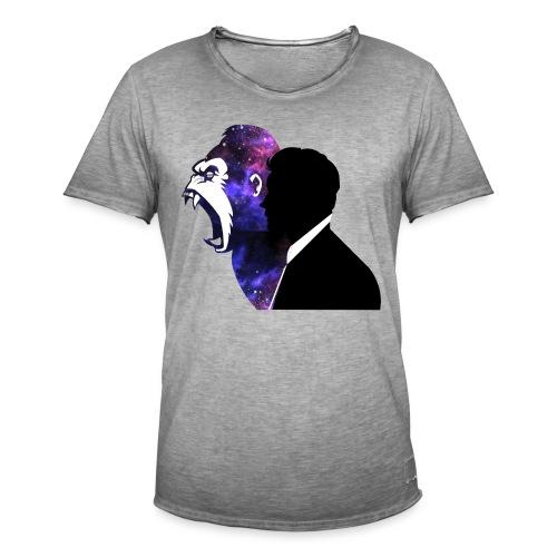 Gorilla - Mannen Vintage T-shirt