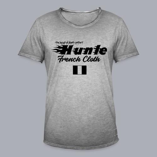 hunle Flame - T-shirt vintage Homme