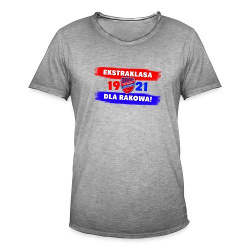 1921 Ekstraklasa dla Rakowa - Koszulka męska vintage