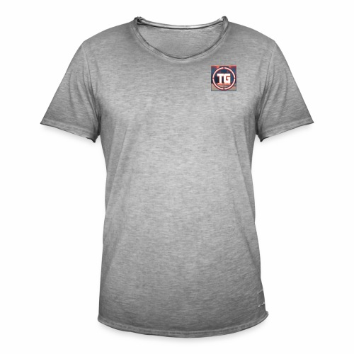 Dec.2018 - Men's Vintage T-Shirt
