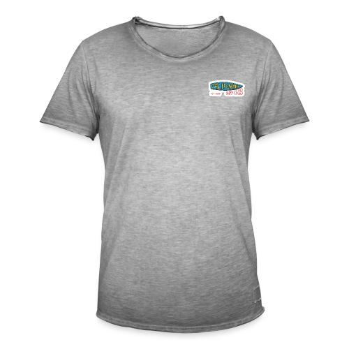 California Surfer Club - Männer Vintage T-Shirt