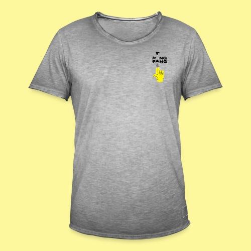 PangPang - Vintage-T-shirt herr
