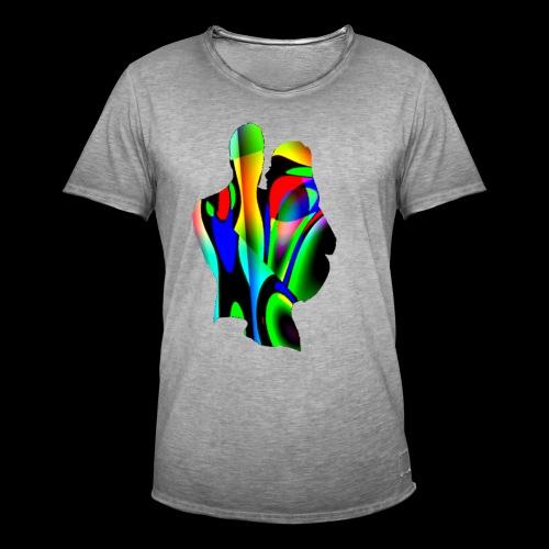 Le couple - T-shirt vintage Homme