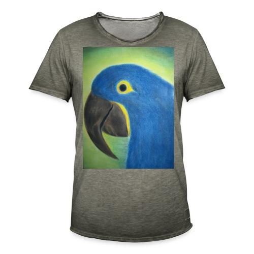 Hyasinttiara - Miesten vintage t-paita