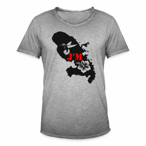 J'M La Martinique - T-shirt vintage Homme