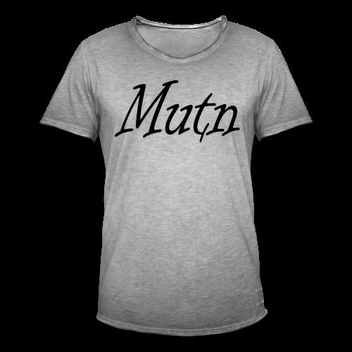 ontwerp2mutn - Mannen Vintage T-shirt