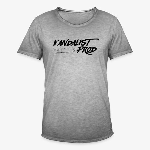 Vandalist Prod - T-shirt vintage Homme