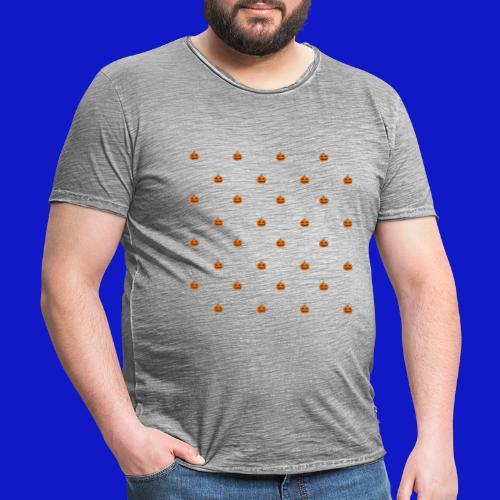 calabaza - Camiseta vintage hombre
