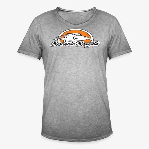 ScreamingSeagulls - Men's Vintage T-Shirt