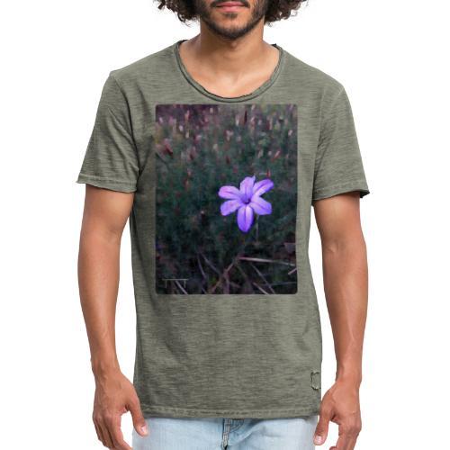 № 5 [pacem] - Men's Vintage T-Shirt