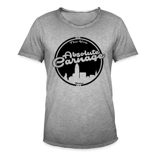 Absolute Carnage - Black - Men's Vintage T-Shirt