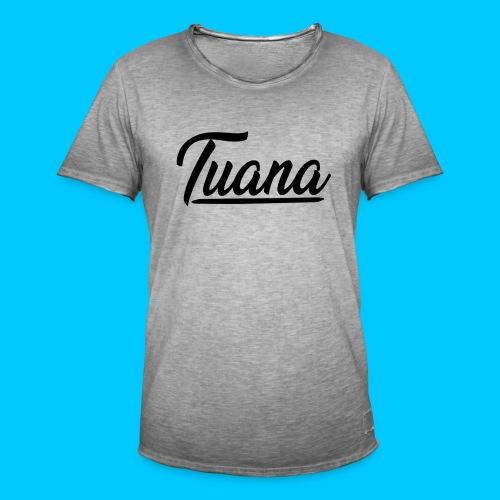 Tuana - Mannen Vintage T-shirt