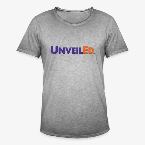 Unveiled FedEx Logo - Men's Vintage T-Shirt