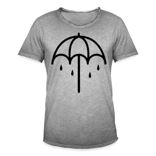 umbrella - Camiseta vintage hombre