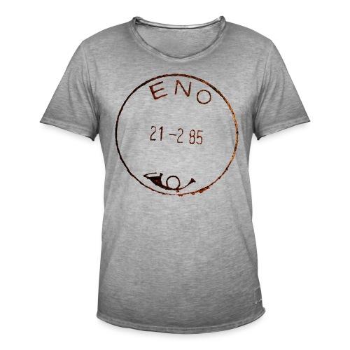 Enon postileima - Miesten vintage t-paita