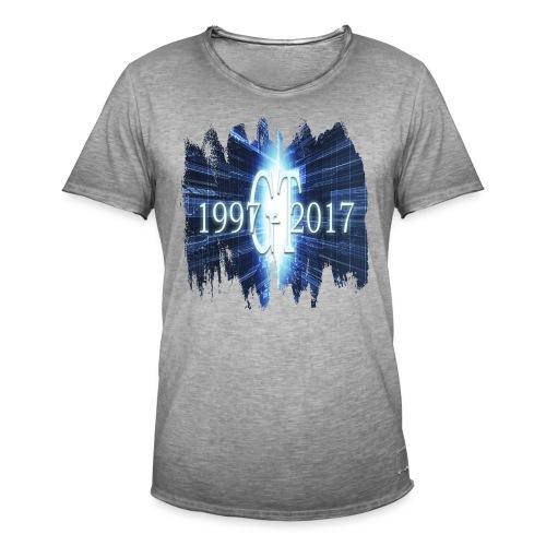 GuttaTur 20 years - Vintage-T-skjorte for menn