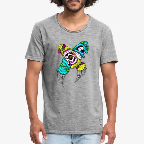 fkgdesign2 - Mannen Vintage T-shirt