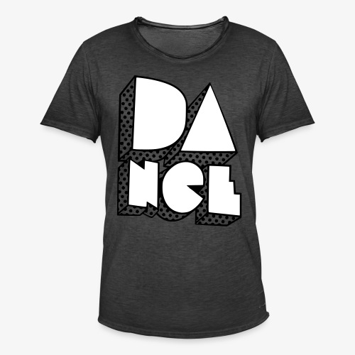 Dance2 - Männer Vintage T-Shirt
