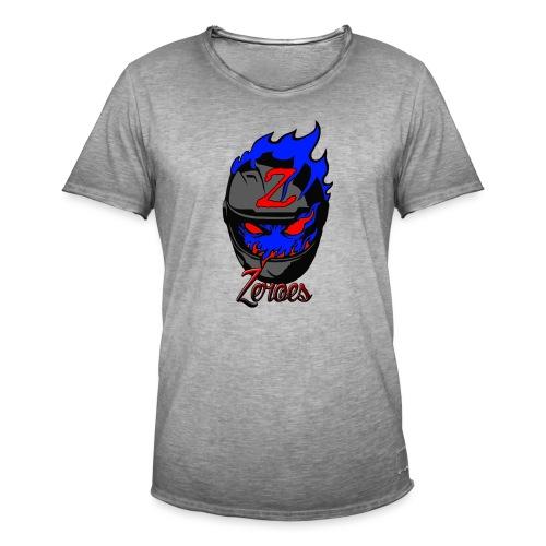 Zlogo - Maglietta vintage da uomo