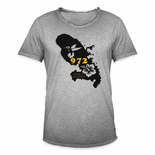 972 MADININA - T-shirt vintage Homme