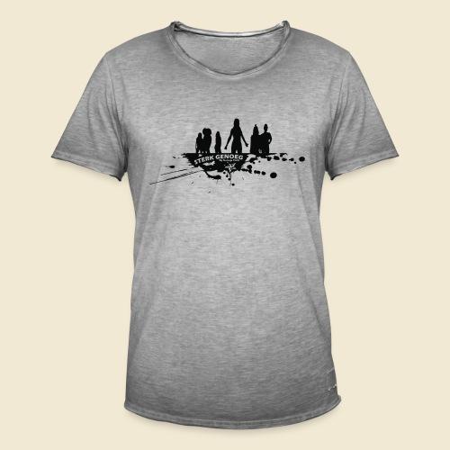Sterk Genoeg by Natasja Poels limited edition - Mannen Vintage T-shirt