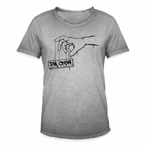 PM Hand - T-shirt vintage Homme