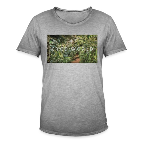 jungle - T-shirt vintage Homme