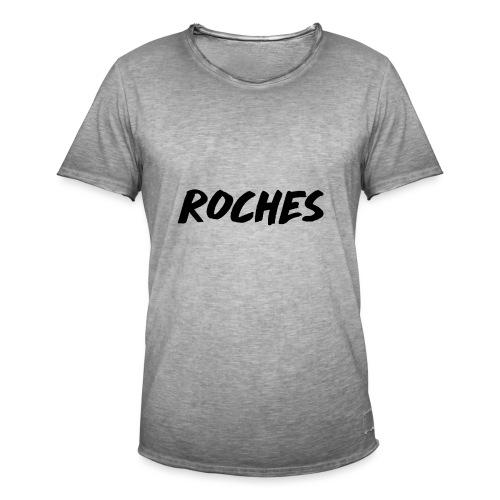 Roches - Men's Vintage T-Shirt