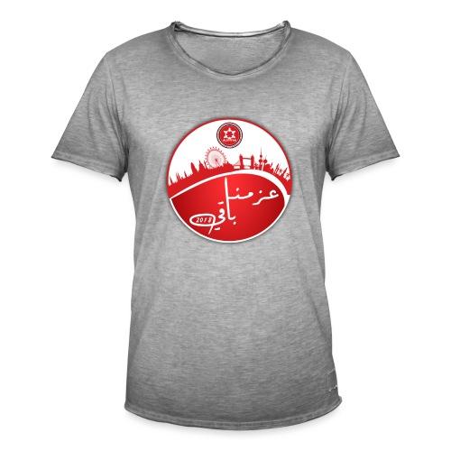 'Azmna Ba8i - AlRayah - Men's Vintage T-Shirt